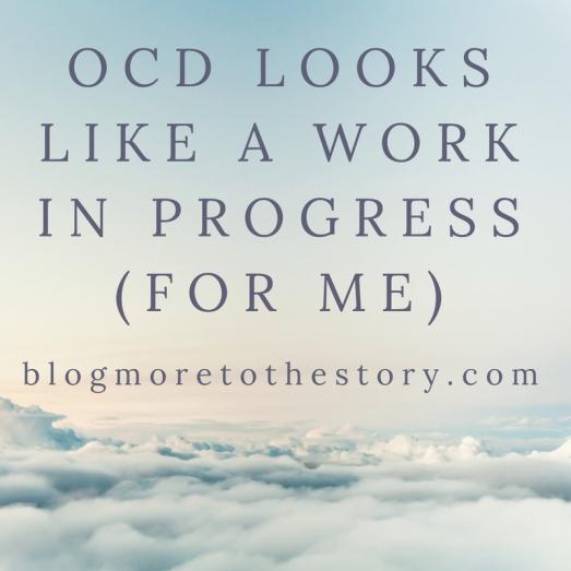 What OCD Looks Like Followup